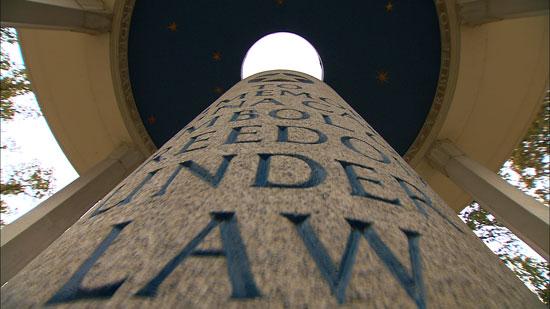 英国《自由大宪章》纪念碑