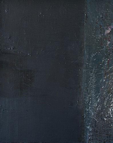 胡玲 对语2 丙烯油彩 100x80cm 2012