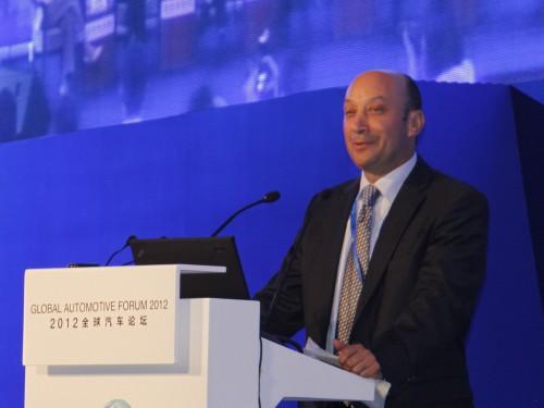 德勤有限公司全球汽车行业领导人 Joe Vitale