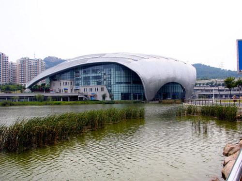 青岛国信游泳馆
