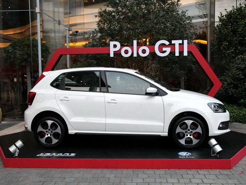 5.89万元 上海大众POLO GTI上市高清图片