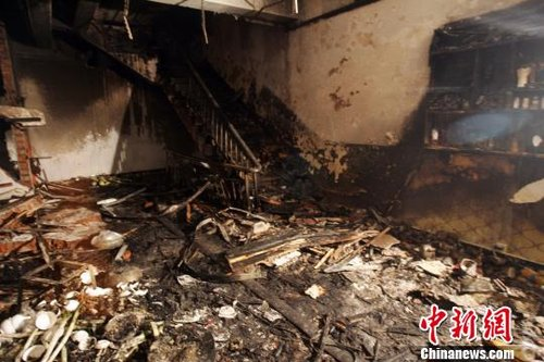 山西寿阳火锅店爆炸14死47伤 善后工作展开(图)