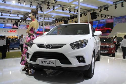 瑞风S5 和悦A30 江淮汽车广州车展亮点解析高清图片
