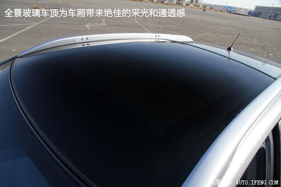 [凤凰测]雪铁龙C4 Aircorss 车也靠衣装