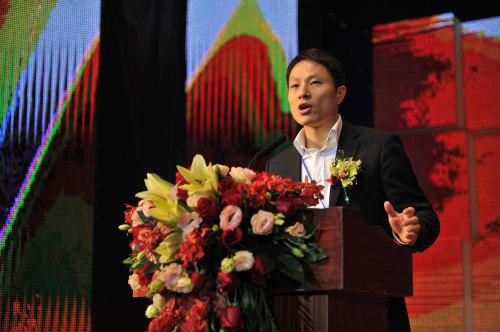 上海淘米网络有限公司CEO汪海兵发表演讲(2011)