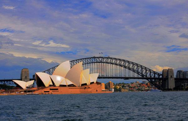 Австралия привлекает китайцев