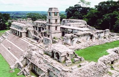 玛雅文明之谜 玛雅文明消失的原因