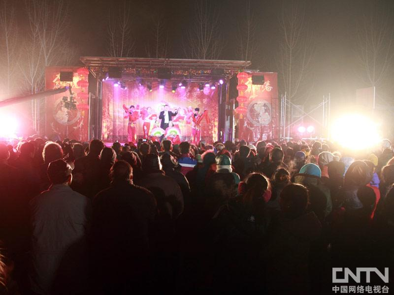 《归乡》夜戏-群众演员600多人