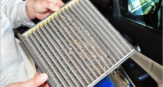 空气污染指数爆表 清理汽车空调DIY