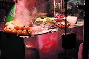 西安夜市美食
