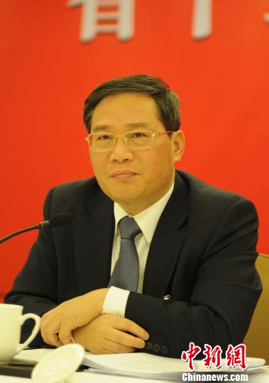 夏宝龙当选浙江省人大常委会主任李强当选省长