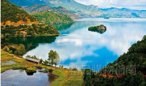 沪沽湖的美景值得你花7个小时的时间。