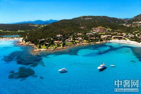 意大利撒丁岛:奢华无忧的静谧岛屿