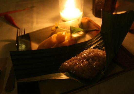 图文-长滩岛特色与风土人情烛光美食