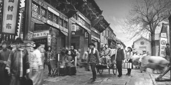 恍若梦回百年 周村:一个最有年味的地方