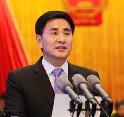 人事任免    广西钦州市第四届人民代表大会第