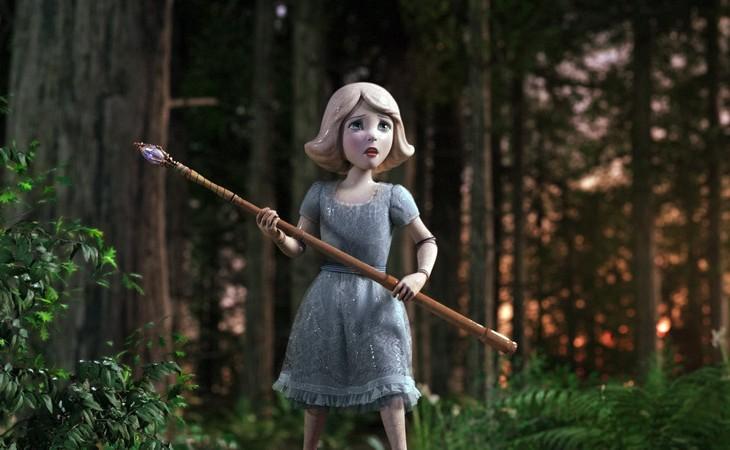 瓷娃娃出场