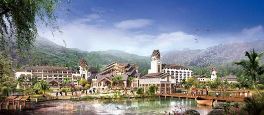 港中旅明月山维景国际温泉度假酒店