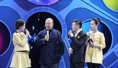 3月1日21:20河北卫视《明星同乐会》张铁林与您同乐!