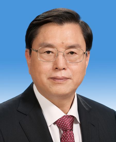 张德江同志简历