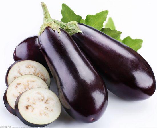 """茄子皮抗癌效果强 6种""""垃圾""""食物防癌"""