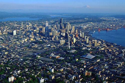 转身遇见西雅图 浪漫而忧伤的翡翠之城