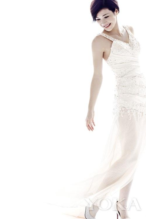 新娘发型会增龄 9款减龄发型