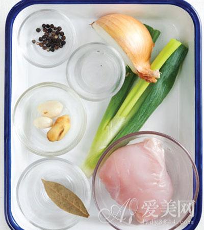 韩国明星都在吃的减肥食谱:鸡胸肉减肥餐