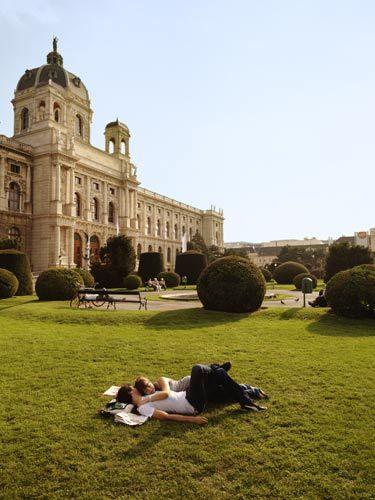 艺术史博物馆_维也纳旅游局_皮特·里高摄