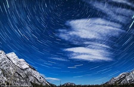 这组照片拍摄于加拿大不列颠哥伦比亚省