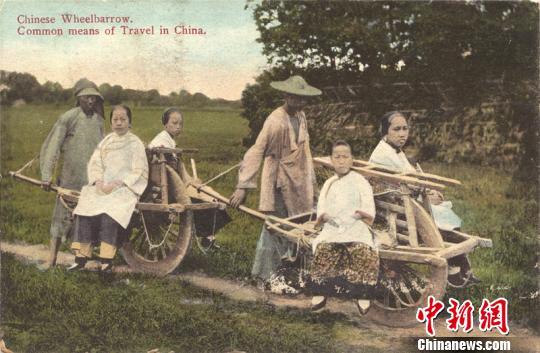 """""""西洋记者眼中的中国""""广州开展,再现19世纪民生百态。"""