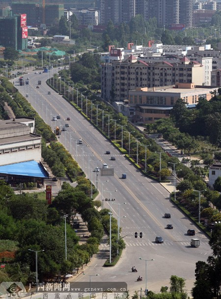 柳州将有大动作:开通国际航线 实现县县都通高速