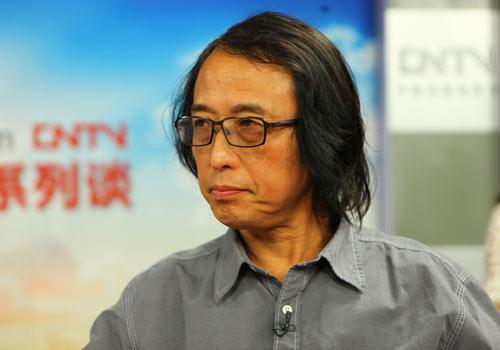 中国艺术研究院艺术创作中心主任 朱乐耕