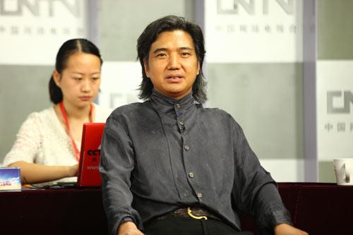 中国艺术研究院美术研究所所长、中国雕塑院院长吴为山