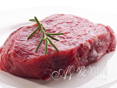 吃的对错全写在脸上 吃肉少会长黑眼圈