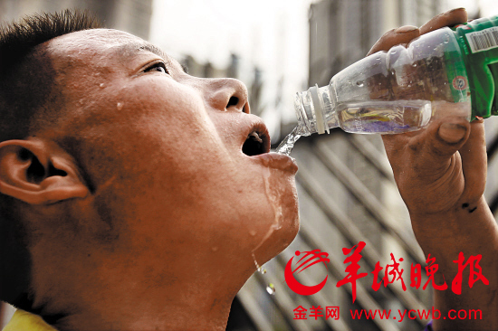 广东高温津贴下月起发放 每人每月最高150元