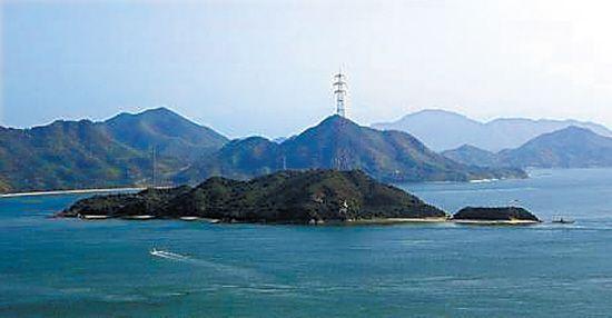 大久野岛有时又被称作兔子岛