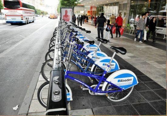 城市单车(丹麦哥本哈根)