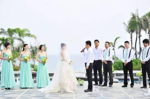 """黎族祝福""""系列民俗婚礼,""""漫游仙境""""系列海岛婚礼,&"""