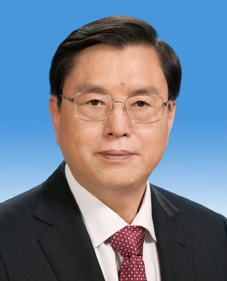تشانغ ده جيانغ -- رئيس اللجنة الدائمة للمجلس الوطني لنواب الشعب الصيني