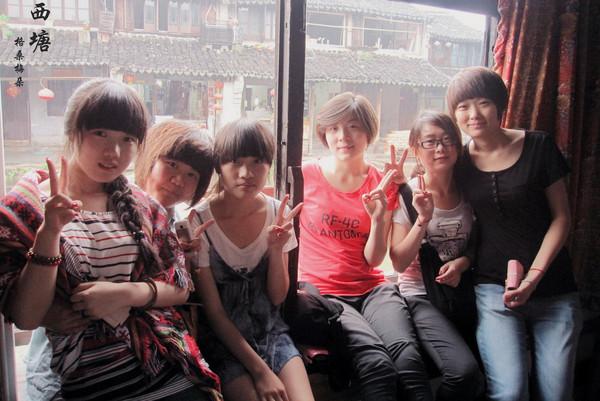 我们的高中毕业v高中西塘、乌镇好看校服大连市高中图片