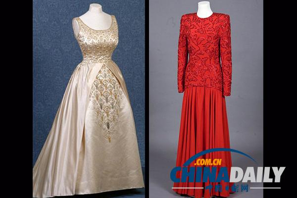 戴安娜玛格丽特 谁是皇室时尚女王