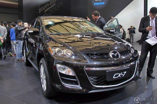 马自达CX 7延期国产 四季度上市