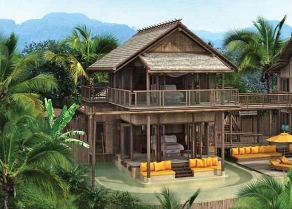 泰国阁骨岛