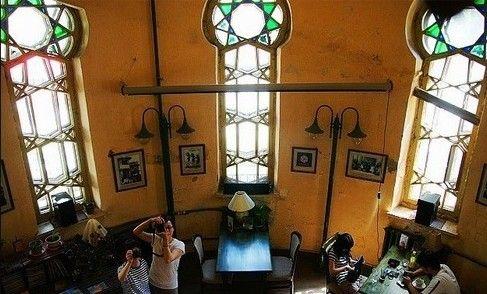 傲古雅咖啡馆