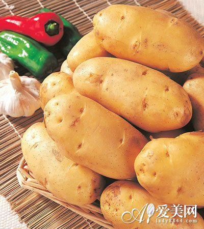 这样吃土豆减肥最有效 6款土豆食谱 通便排毒