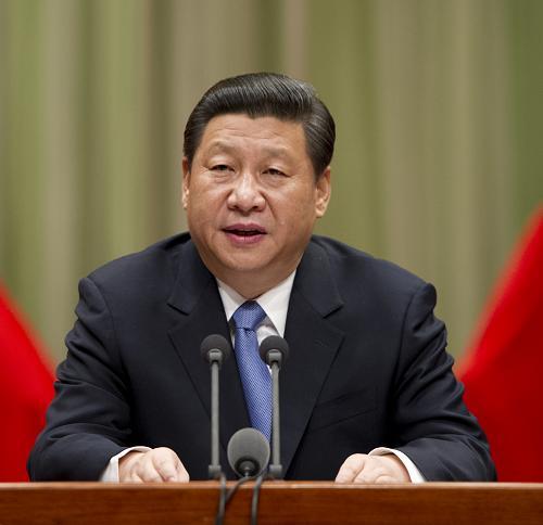 3月1日,中央党校建校80周年庆祝大会暨2013年春季学期开学典礼在北京举行,中共中央总书记、中共中央军委主席习近平出席并发表重要讲话。新华社记者 黄敬文 摄