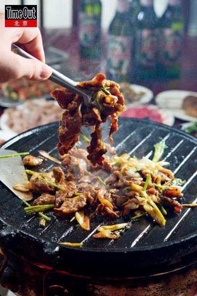 """幸福的烧烤味 北京夏日""""烤""""察记"""