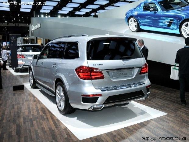 奔驰奔驰(进口)奔驰GL级2013款 GL500 4MATIC
