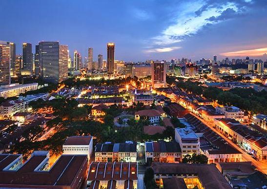 美丽却很古板的新加坡印象